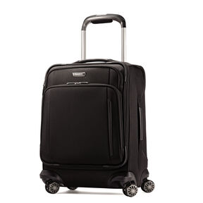 "Samsonite Silhouette XV 19"" Spinner in the color Black."