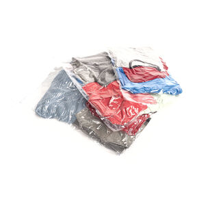 Samsonite 3 Piece Compression Bag Kit in the color Clear.