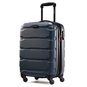 "Samsonite Omni PC 20"" Spinner in the color Teal."