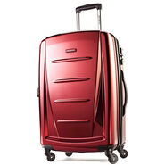 "Samsonite Reflex 2 28"" Expandable Spinner in the color Burgundy."