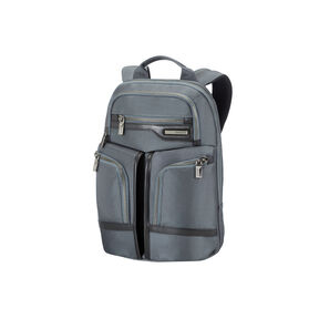 Samsonite GT Supreme Laptop Backpack 14.1 in the color Grey/Black.