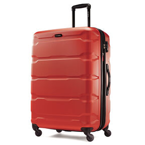 "Samsonite Omni PC 28"" Spinner in the color Burnt Orange."