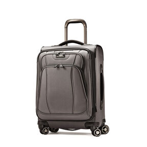 "Samsonite DK3 21"" Spinner in the color Charcoal."