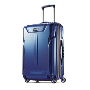 "Samsonite Lift2 21"" Hardside Spinner in the color Blue."