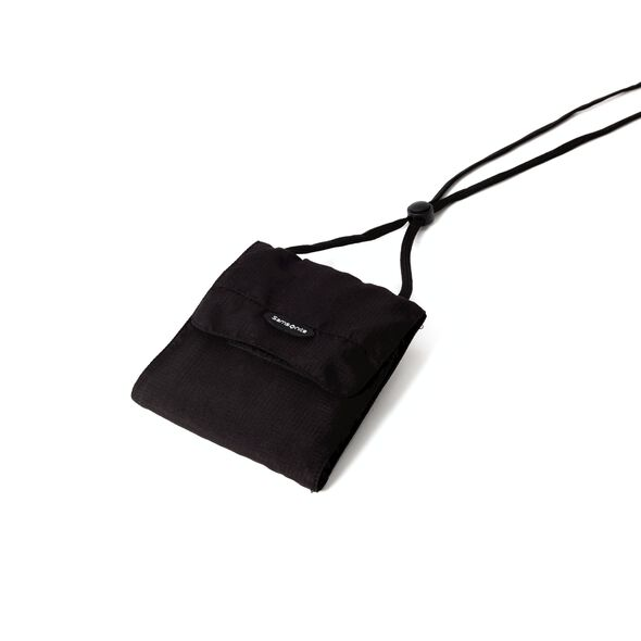 Samsonite Security Neck Pouch in the color Black.