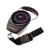 Manual Luggage Scale in the color Red/Black.