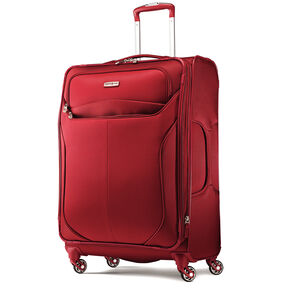 "Samsonite Lift2 29"" Spinner in the color Red."