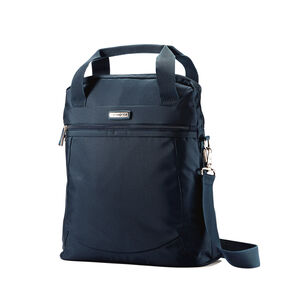 Samsonite Mightlight 2 Vertical Shopper in the color Majolica Blue.