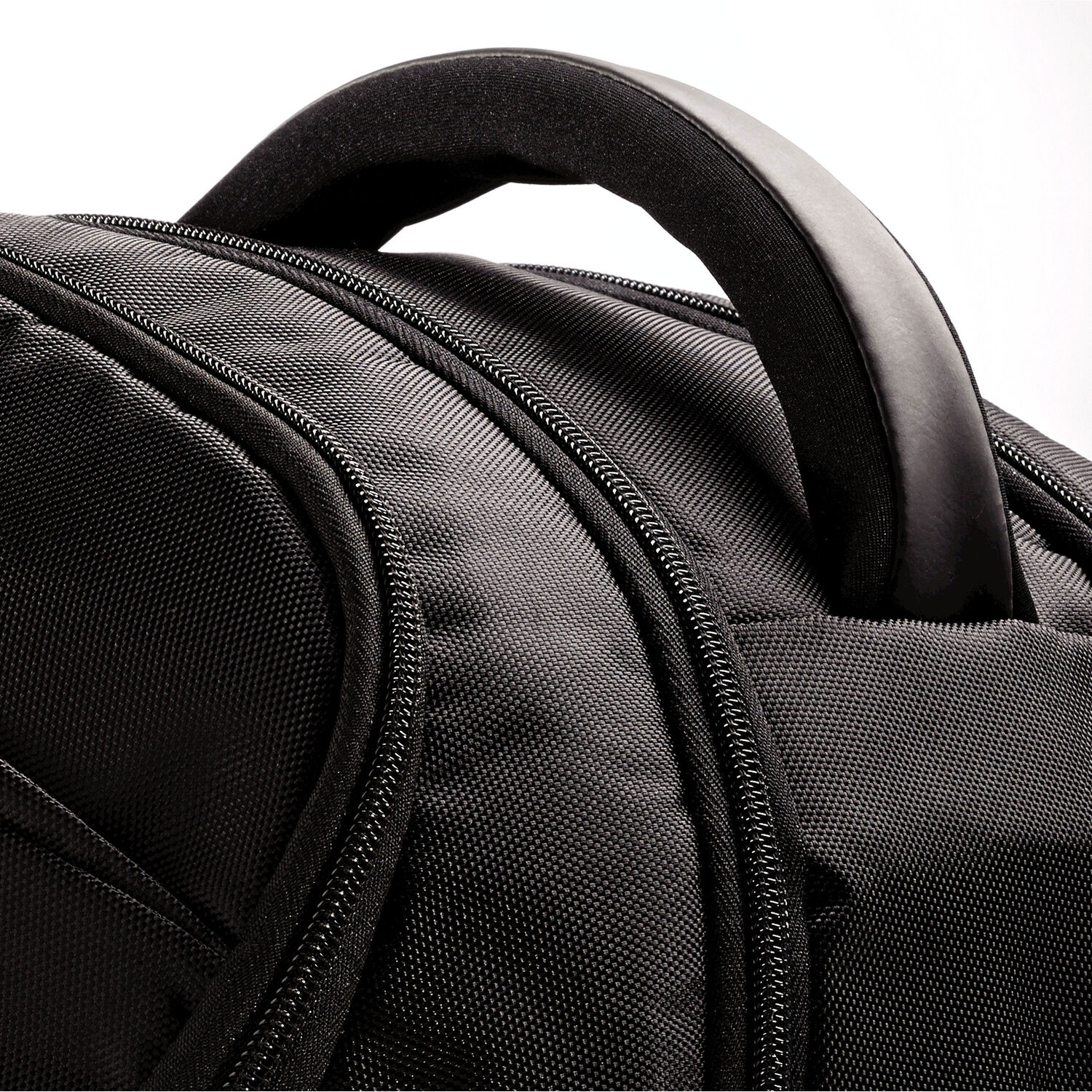 Samsonite Classic Business Perfect Fit Backpack in the color Black. 383599c3d8390