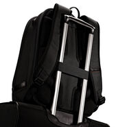 Samsonite Pro 4 DLX Perfect Fit Urban Laptop Backpack in the color Black.