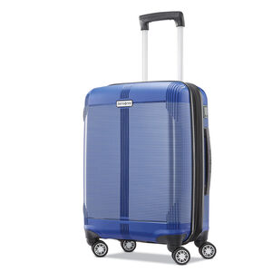 Supra DLX Carry-On Spinner in the color Blue.