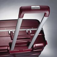 "Samsonite Framelock 25"" Spinner in the color Cordovan."