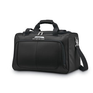 SoLyte DLX Travel Duffel in the color Midnight Black.