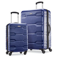 Samsonite Coppia DLX 2 Piece Set (SP CO/28) in the color Cobalt Blue.