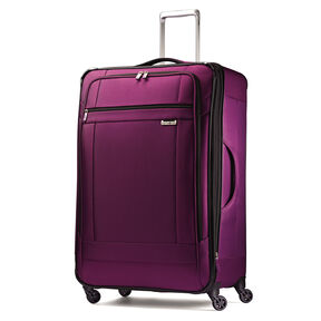 "Samsonite SoLyte 29"" Spinner in the color Purple Magic."