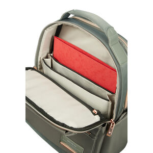 "Openroad Chic Laptop Backpack 14.1"" in the color Olive Green."