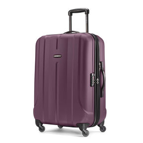 "Samsonite Fiero 24"" Spinner in the color Fancy Purple."