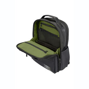 "Openroad 17.3"" Weekender Backpack in the color Jet Black."