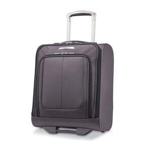 Samsonite SoLyte DLX Underseat Wheeled Carry-On in the color Mineral Grey.