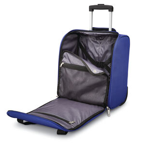 Advena Wheeled Carry-On Underseater in the color Cobalt Blue.