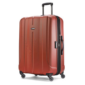 "Samsonite Fiero 28"" Spinner in the color Burnt Orange."