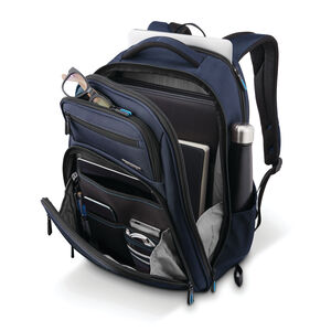 Novex Perfect Fit Laptop Backpack in the color Navy.