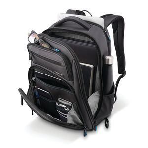 Novex Perfect Fit Laptop Backpack in the color Charcoal.