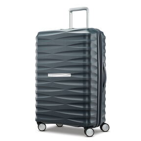 "Samsonite Voltage DLX 25"" Spinner in the color Dark Graphite."