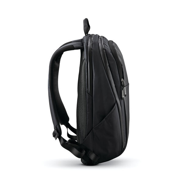 Samsonite Valt Deluxe Backpack in the color Black.