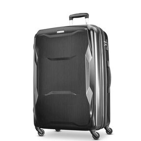 "Samsonite Pivot 29"" Spinner in the color Brushed Black."