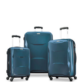Samsonite Pivot 3 Piece Set in the color Teal.