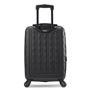 "Samsonite E-Volve DLX 20"" Spinner in the color Black."