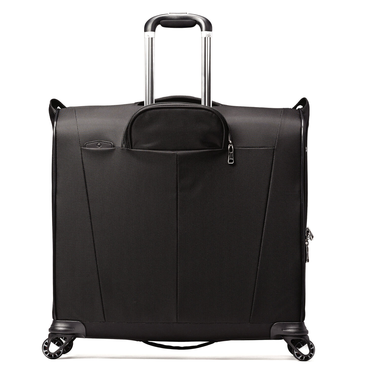 Samsonite Silhouette Sphere 2 Deluxe Voyager Garment Bag In The Color Black