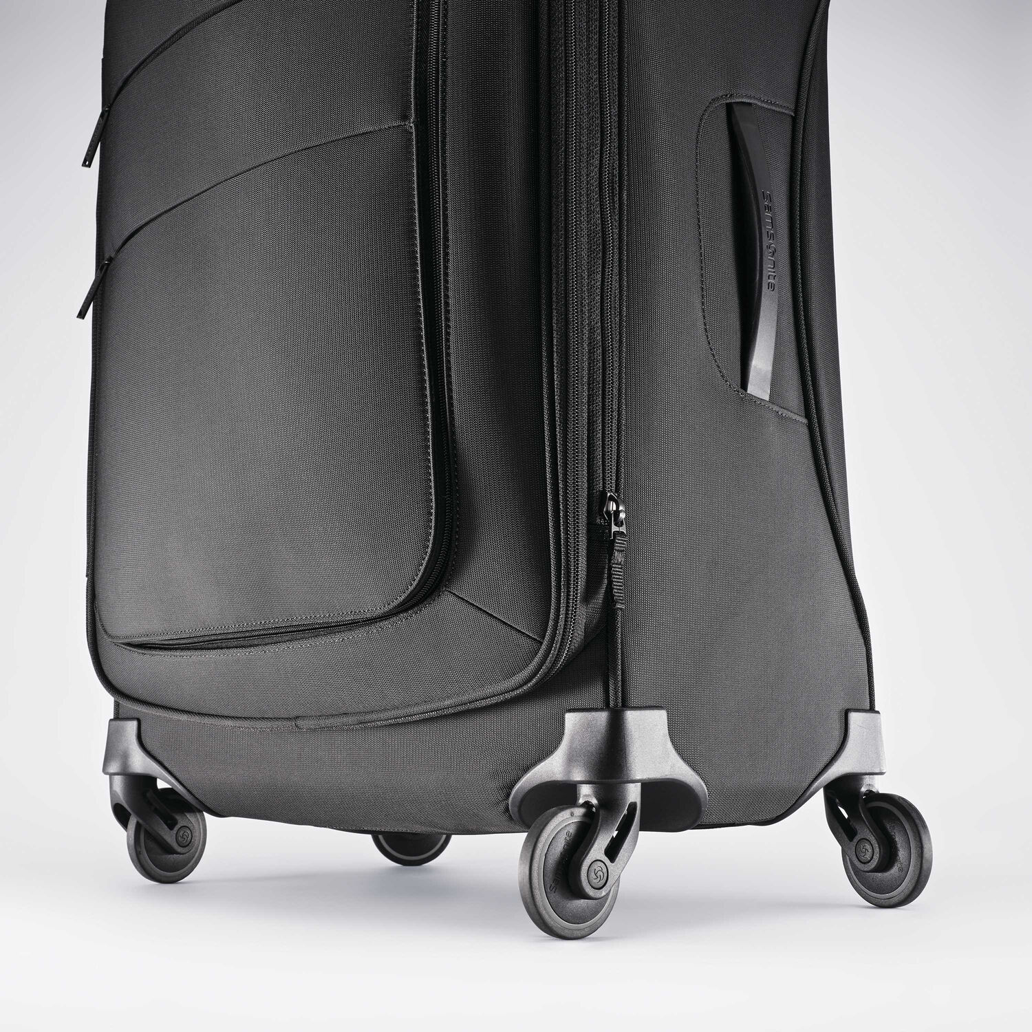 5a8b08183e26b Samsonite Flexis 19 quot  Spinner in the color Jet ...