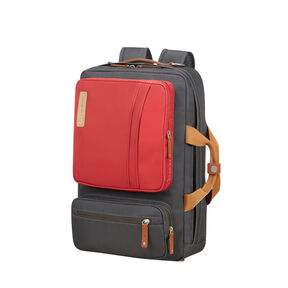 Samsonite Red Easy-Way 2 Backpack in the color Dark Grey.