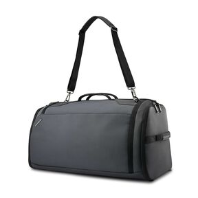 Samsonite Encompass Convertible Duffel in the color Anthracite Grey.