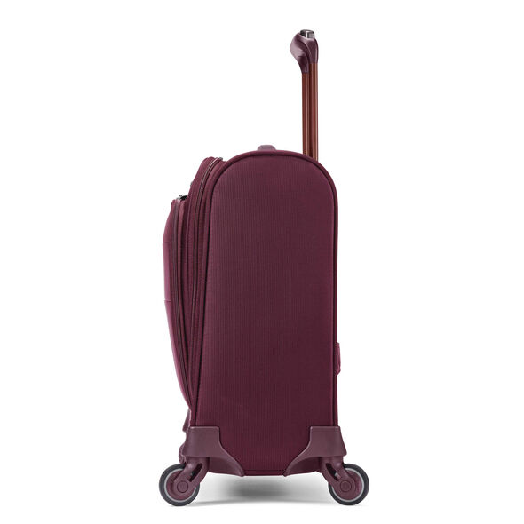 Samsonite Flexis Underseater Carry-On Spinner in the color Cordovan.