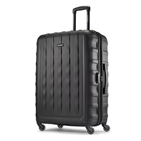 "Samsonite E-Volve DLX 28"" Spinner in the color Black."