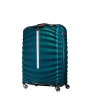 "Samsonite Black Label Lite-Shock 28"" Spinner in the color Petrol Blue."