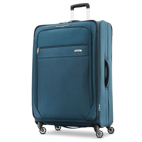 "Samsonite Advena 29"" Expandable Spinner in the color Teal."