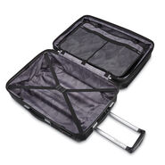 Samsonite Winfield 3 DLX 3PC Set (20/25/28) in the color Black.