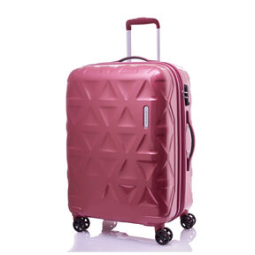 "Samsonite Novus 29"" Spinner in the color Red Bean."