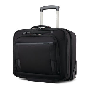 Samsonite Pro Upright Mobile Office in the color Black.