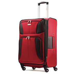 "Samsonite Aspire XLite 29"" Spinner in the color Red."