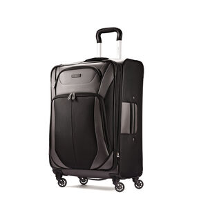 "Samsonite Elevation Xtreme 21"" Spinner in the color Black/Grey."