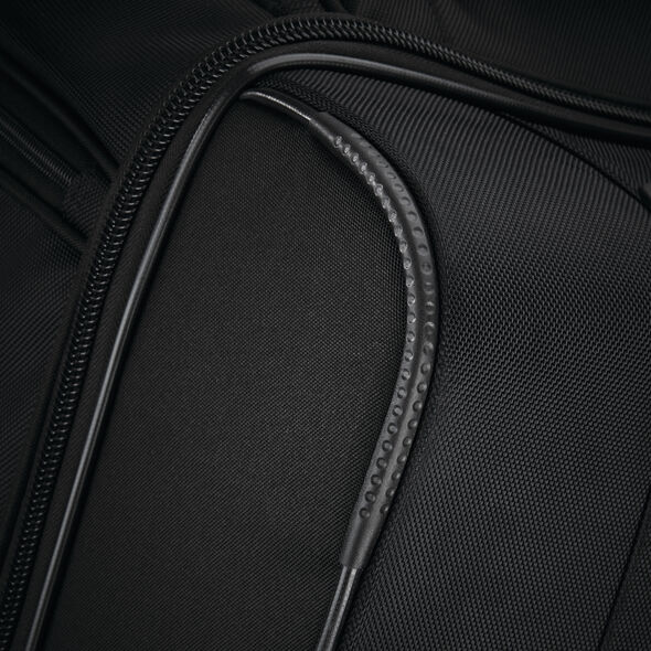 "Samsonite Detour 29"" Wheeled Duffel in the color Black."