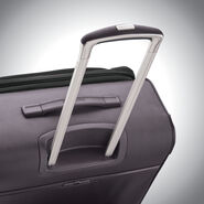 "Samsonite SoLyte DLX 25"" Expandable Spinner in the color Mineral Grey."