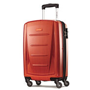 Samsonite Winfield 2 Fashion 3 Piece Spinner Set in the color Orange.