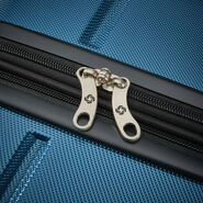 Samsonite Coppia 2 Piece Set (SP 20/24) in the color Pacific Blue.