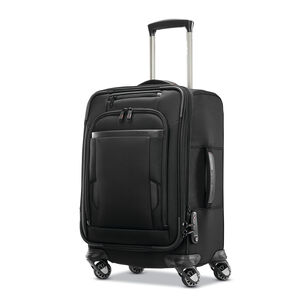 Samsonite Pro Carry-On Expandable Spinner in the color Black.